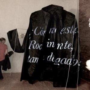black shirt Rocinante